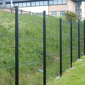 3D Wire Mesh Welded Fence